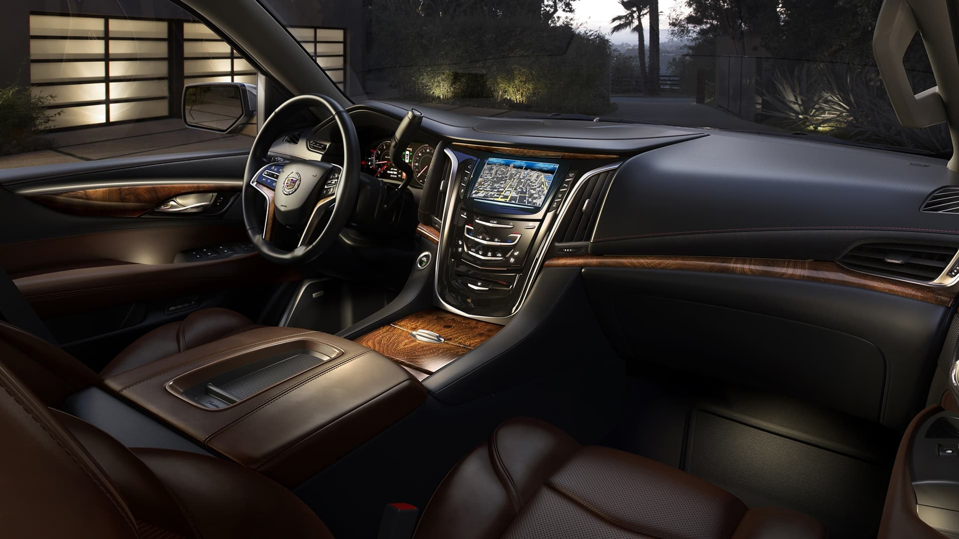 2016 cadillac escalade interior hd wallpaper for pc 20 cadillac escalade wallpapers hd 2015 Escalade Interior at gsmx.co