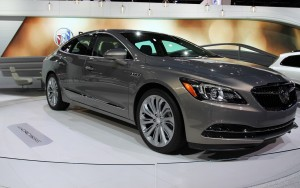 2017 Buick LaCrosse HD wallpapers for PC