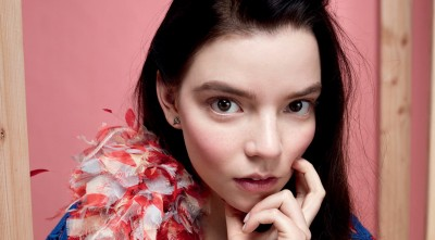 Anya Taylor-Joy eyes