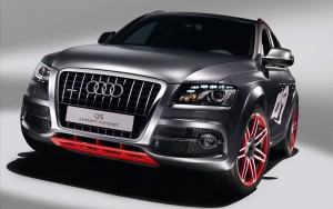 Audi Q5 custom wallpaper for computer