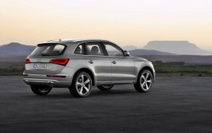 Audi Q5 profile Download, pictures