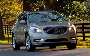 Buick Enclave new picture