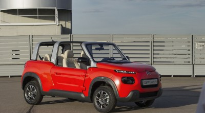 Citroen E-Mehari 2016 HD wallpaper