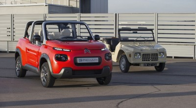 HD Citroen E-Mehari 2016 new and old pics, photos