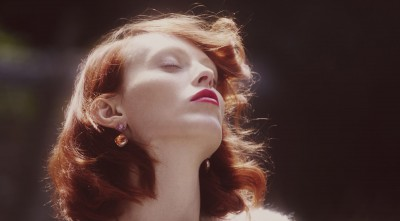 Karen Elson earrings