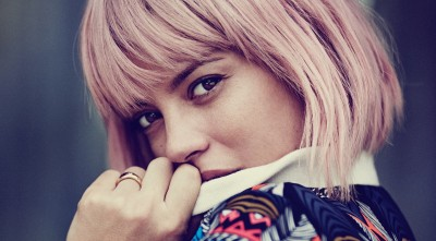 Lily Allen Background