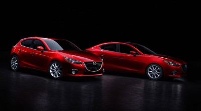 Mazda 3 2016 Hatchback HD wallpaper