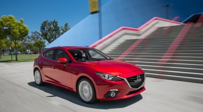 Mazda 3 2016 Hatchback Desktop