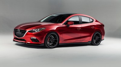 Mazda 3 2016 Hatchback pictures