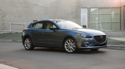Mazda 3 2016 Hatchback High Quality