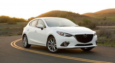Mazda 3 2016 Hatchback High Resolution