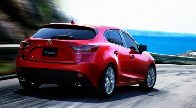 Mazda 3 2016 Hatchback HD