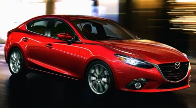 Mazda 3 2016 Sedan for Desktop