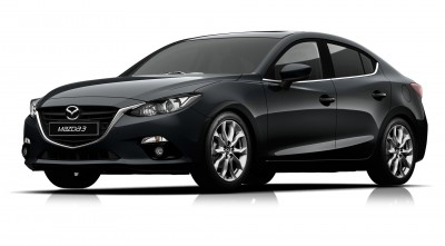 Mazda 3 2016 Sedan High Resolution wallpaper
