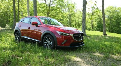 Mazda CX 3 2016 HD wallpaper