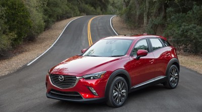 Mazda CX 3 HD image