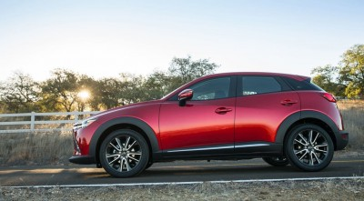 Mazda CX 3 2016 wheels new 2016 picture