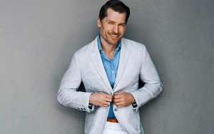 suit Nikolaj Coster-Waldau High Quality wallpaper