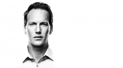 Patrick Wilson black and white