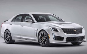 Perfomance 2016 Cadillac CTS-V sedan for desktop