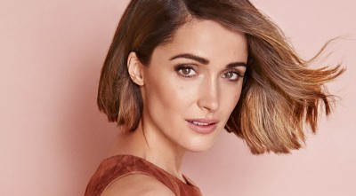 Rose Byrne short hair