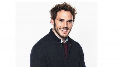 Sam Claflin for Desktop