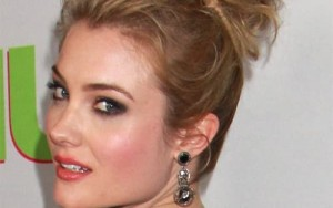 Skyler Samuels earrings photo