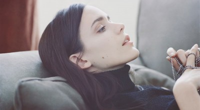Stacy Martin Full HD image