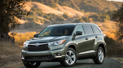 Toyota Highlander 2016 wallpapers