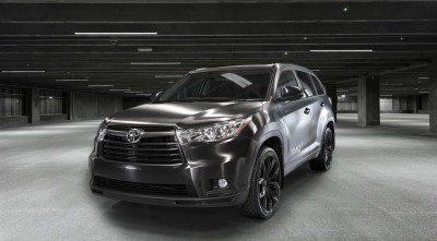Toyota Highlander HD photo