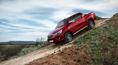 Toyota Hilux 2016 HD photo
