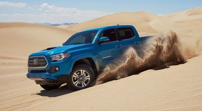 Toyota Tacoma 2016 High Quality