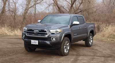 Toyota Tacoma 2016 High Resolution
