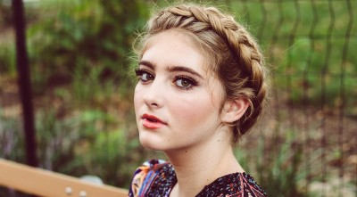 hairstyle Willow Shields eyes Photos