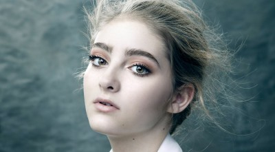 face Willow Shields Background makeup