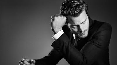 angry Jamie Dornan Wallpapers