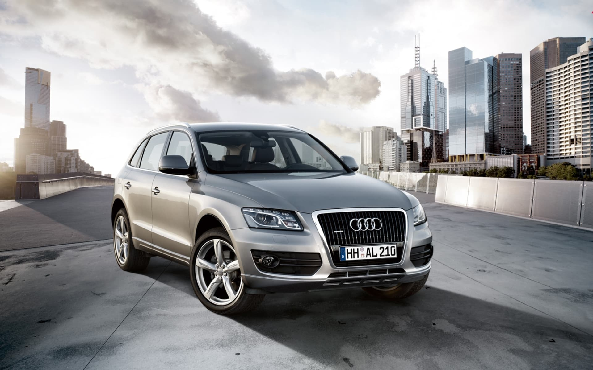 Audi Q5 4k for Desktop