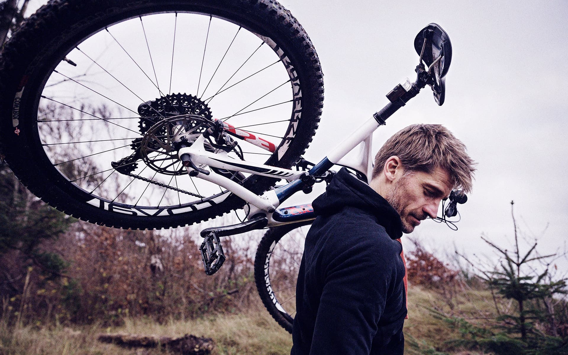 bike Nikolaj Coster-Waldau wallpaper