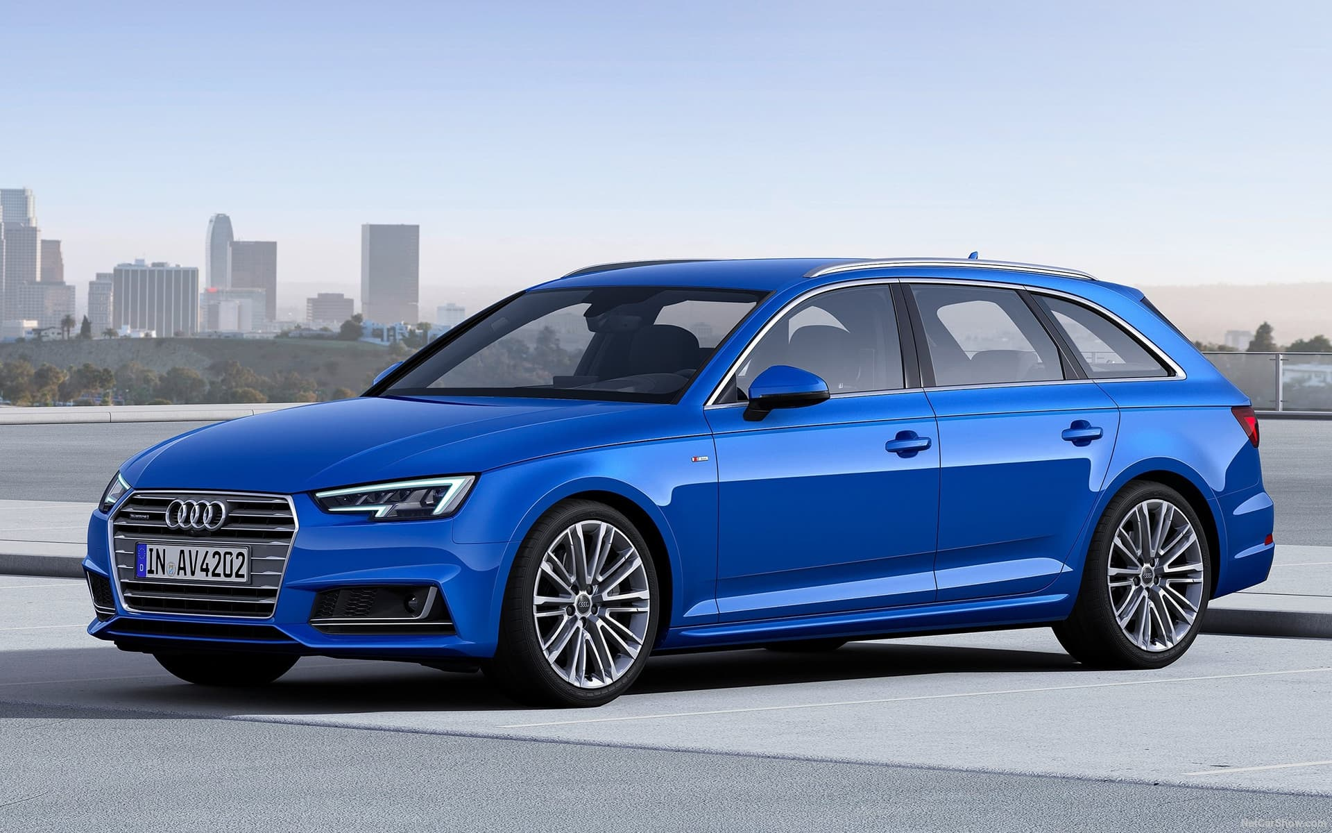 2016 Audi A4 Avant Wallpapers Hd High Quality Download
