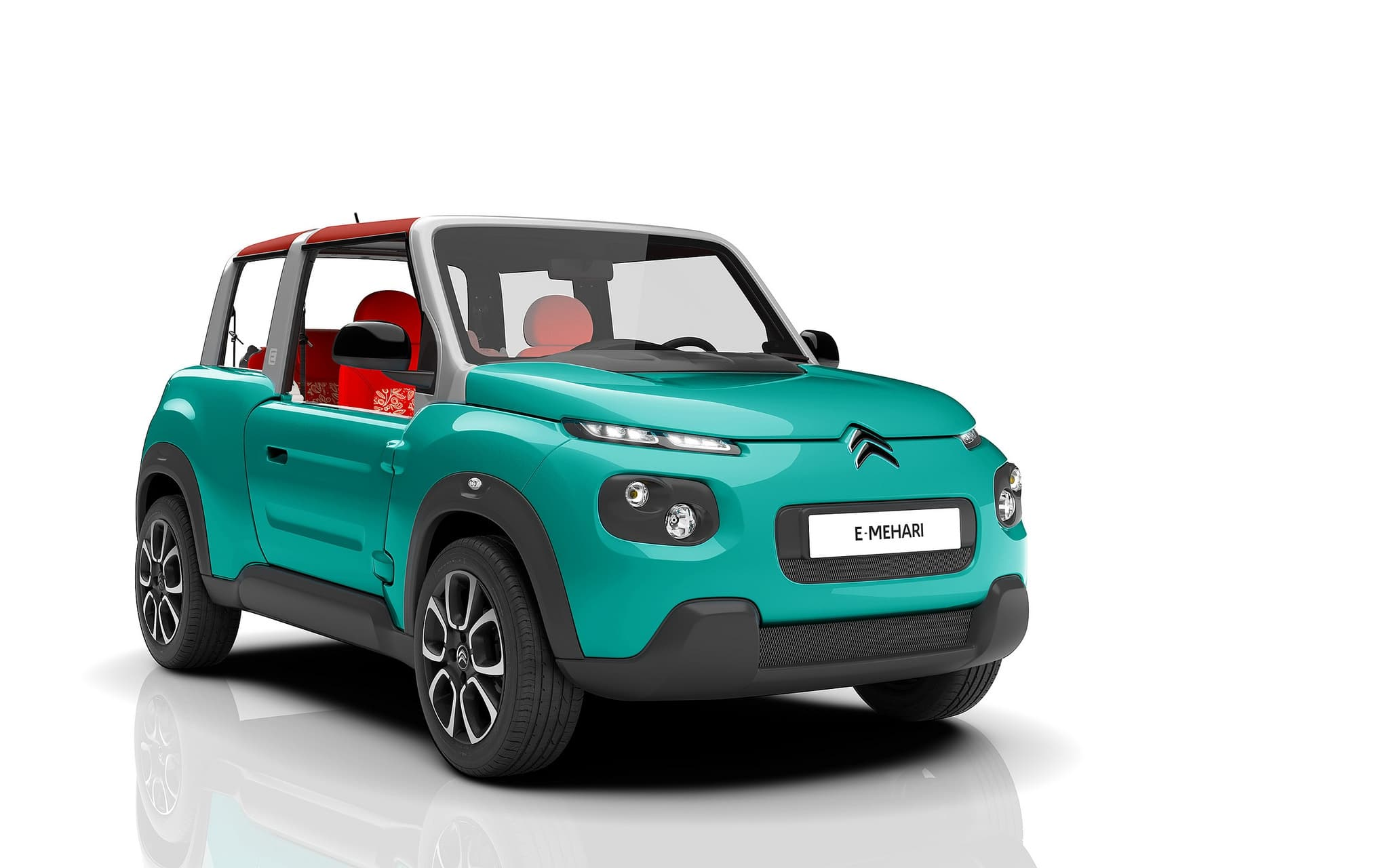 Citroen E-Mehari 2016 for desktop