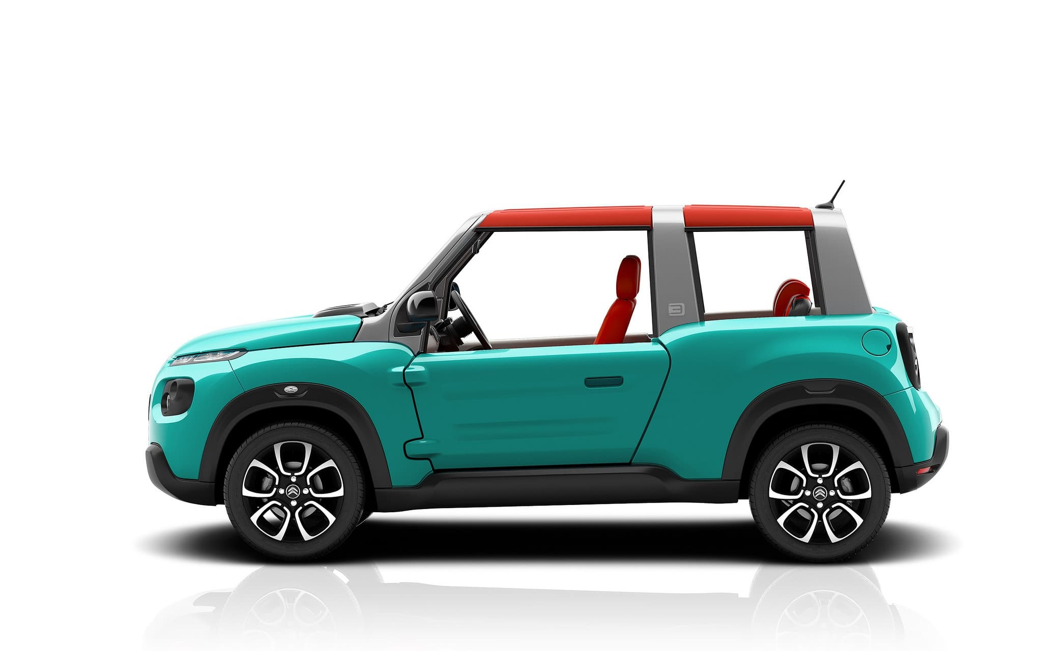 Citroen E Mehari 2016 Wallpapers Hd High Resolution