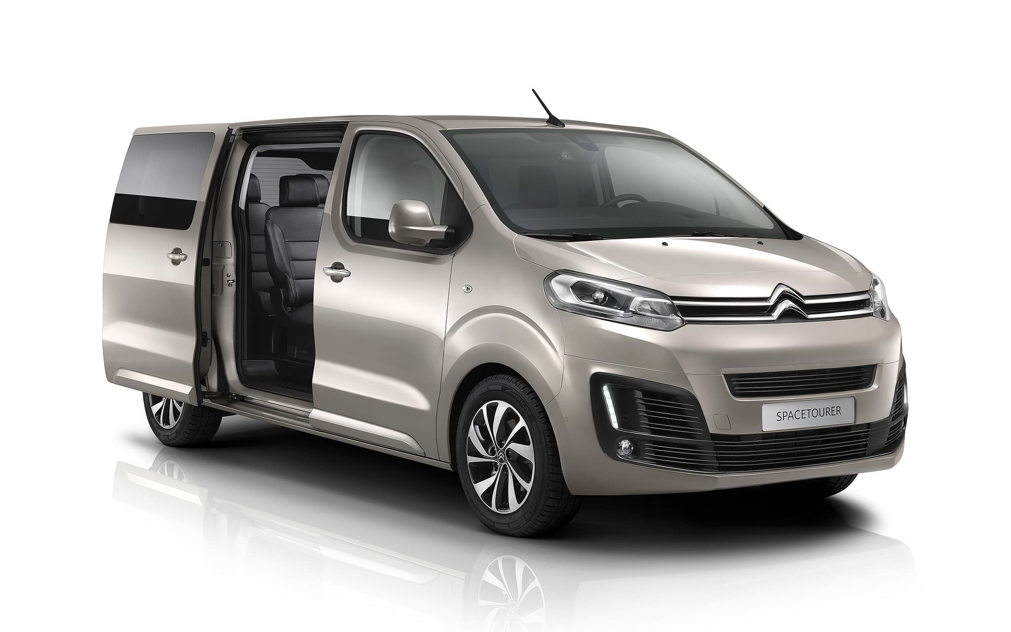 Citroen SpaceTourer 2016 wallpapers