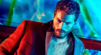 coat Jamie Dornan High Quality
