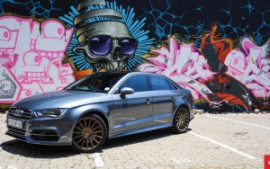 2016 Audi S3 sedan High Resolution wallpaper