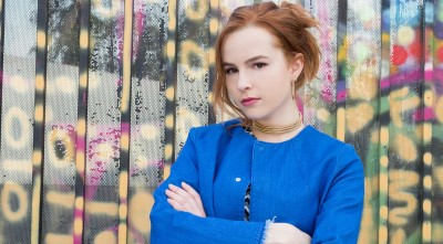 cute Bridgit Mendler