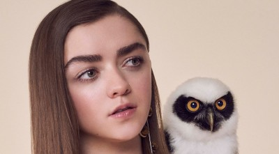 Maisie Williams HD wallpaper, eyebrows