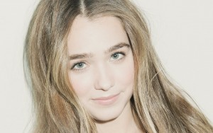 eyes Haley Lu Richardson cute HD wallpaper for PC