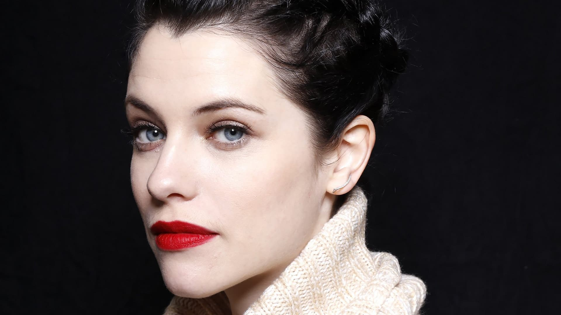eyes Jessica De Gouw wallpapers