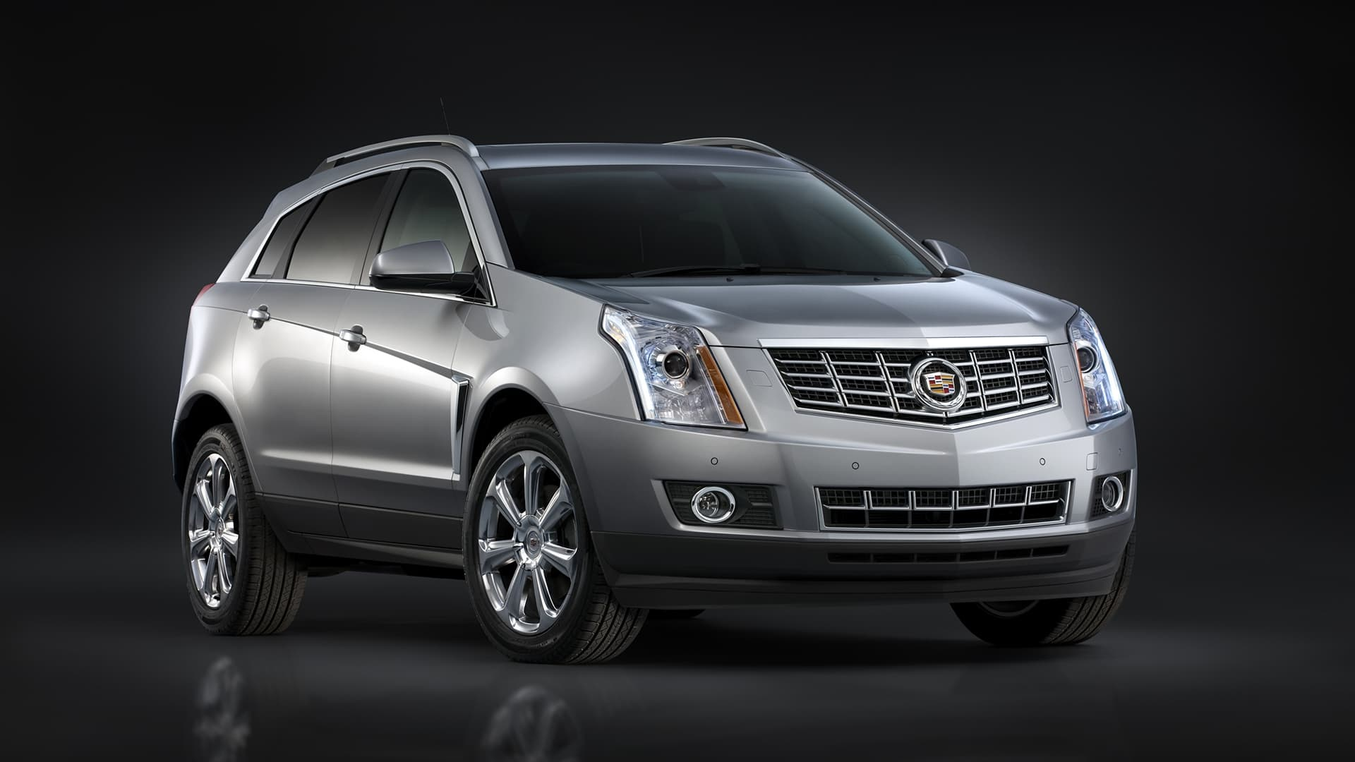 cadillac srx wallpapers hd
