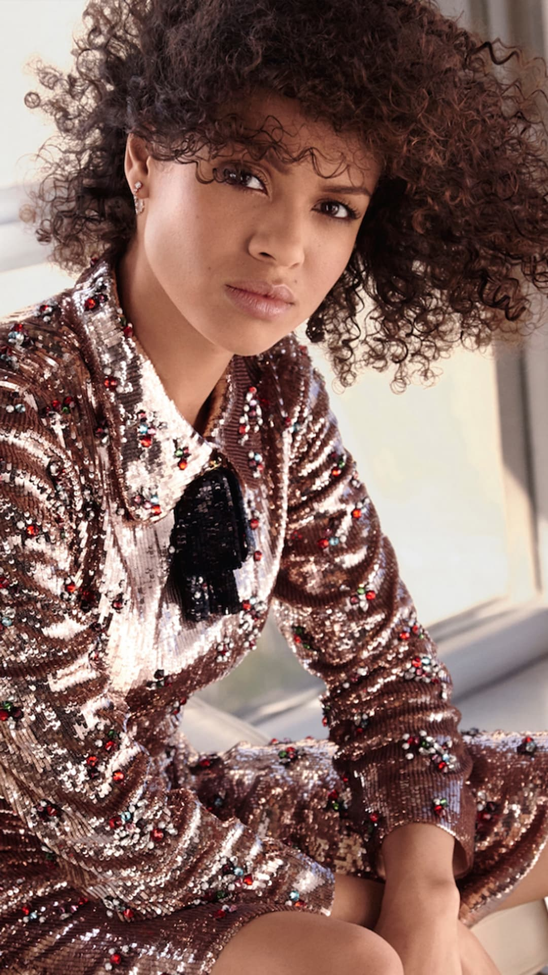 Gugu Mbatha-Raw for Android photo HD